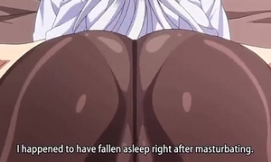 Schoolgirl knight pure white pants ep1