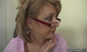 Office wife is coercive him fuck her hard