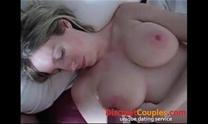 Botfriend wakes her up for a fuck