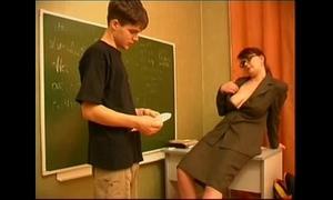 Russian teacher and guy
