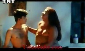 Shakeela mallu seducing young stud