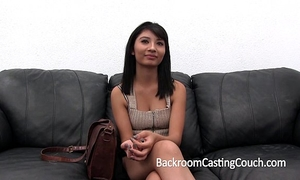 Shocking casting bed confession (and creampie)