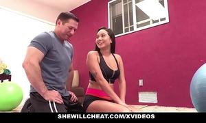 Shewillcheat- cheating gf karlee grey copulates personal tutor
